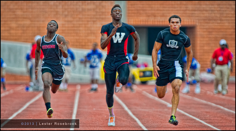 texas region iv aa track meet