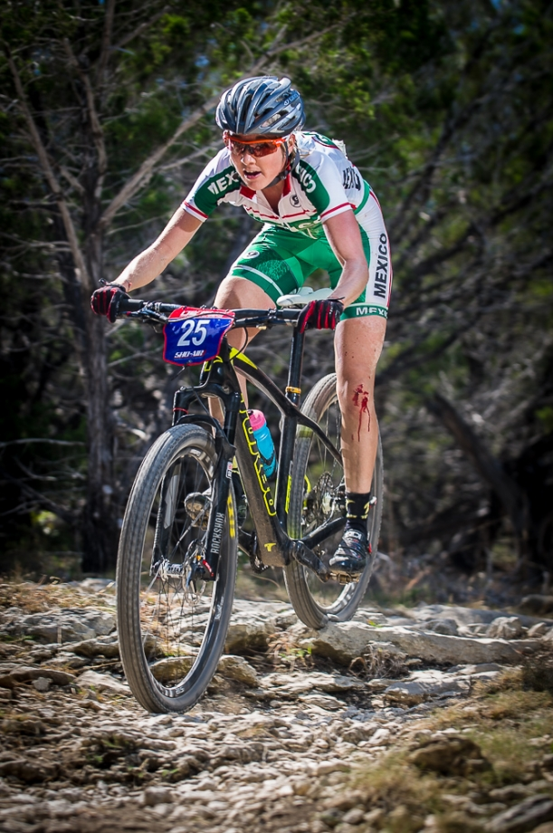 Professional off road cyclists from across North America descended on Dripping Springs to race in the 2014 Subaru of Georgetown Mellow Johnny